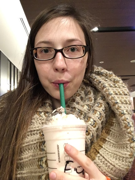 Starbucks limited Sakura Frappucino