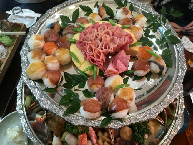 Top of Food Platter